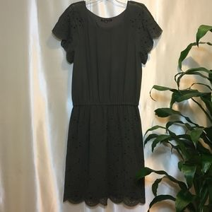 Madewell Army Green Dress